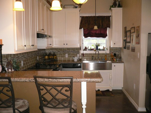 Kitchen ~ Carthage Texas Farm Home For Sale