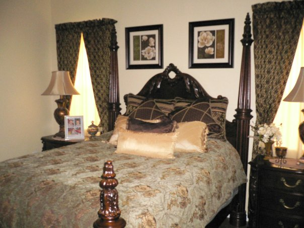 Master Bedroom ~ Carthage Texas Farm Home For Sale