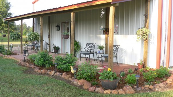 Carthage Texas Farm Home  For Sale Front